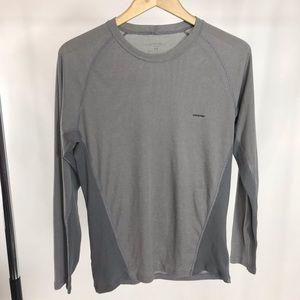 Patagonia Long Sleeve Athletic Shirt